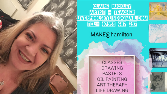 Monthly Maker - Claire Buckley