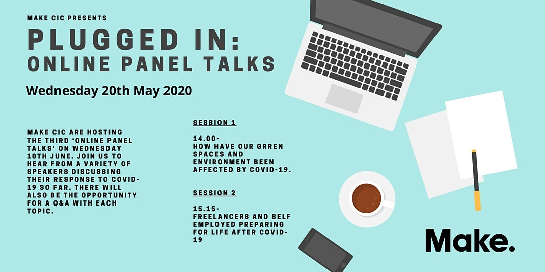 Plugged In: Online Panel Talks