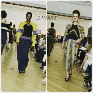 B'VARI fashion show